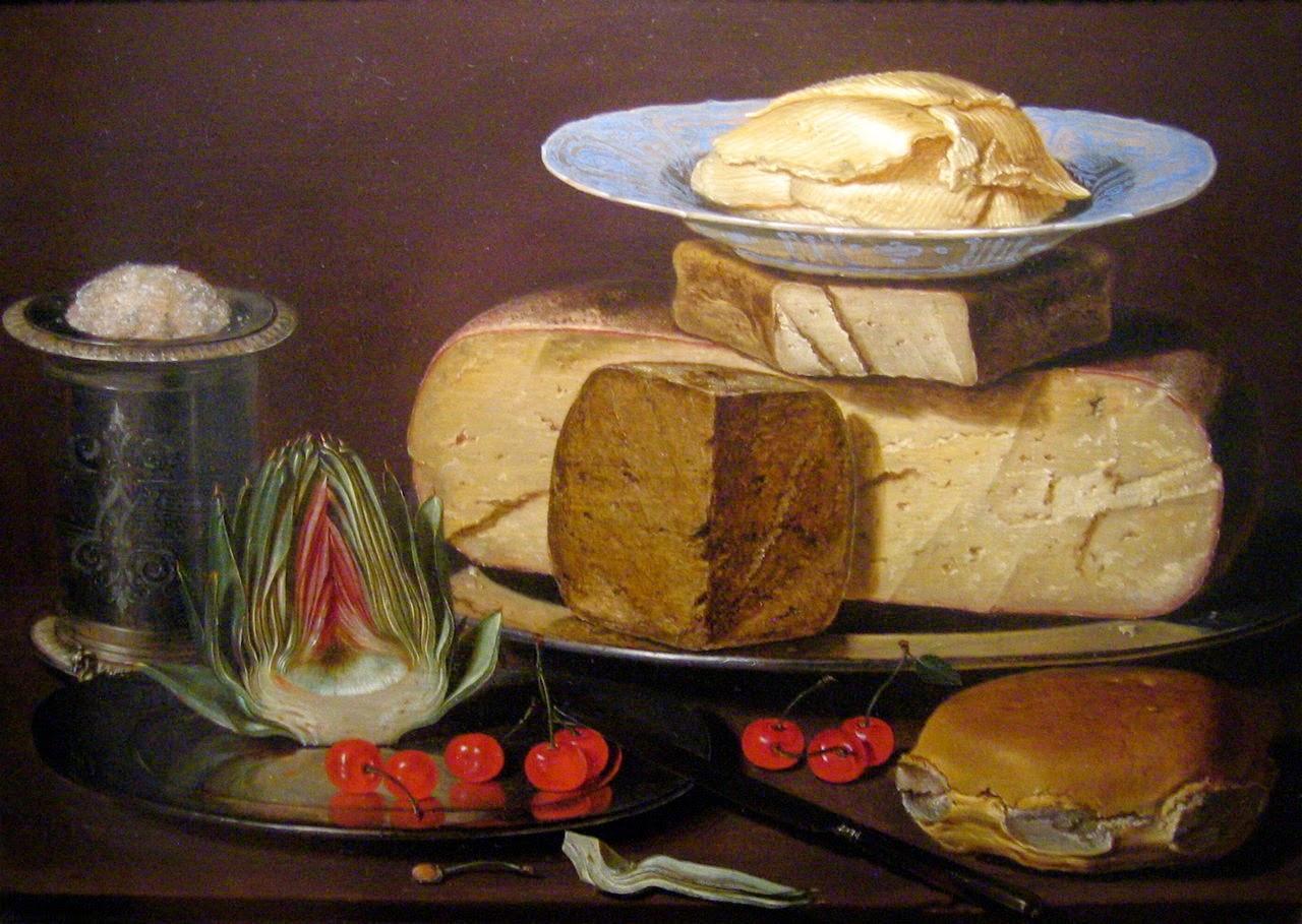 Clara Peeters alcanzó cierta notoriedad en su época, a pesar de intentar triunfar en un mundo de hombres/ Foto: Museo del Prado