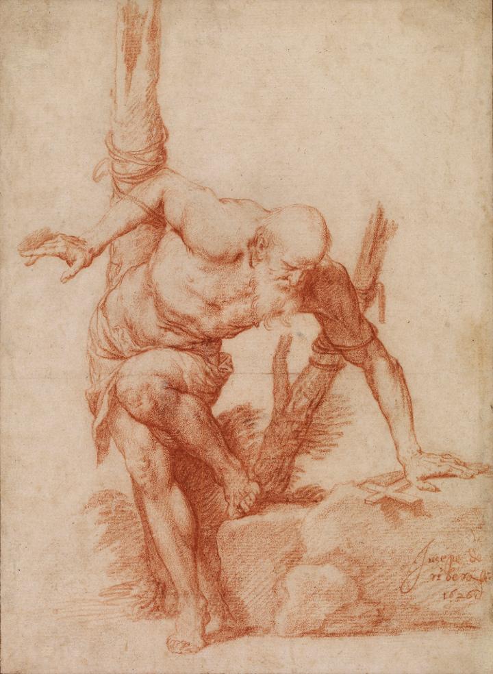 José de Ribera se mostró muy inspirado por la escuela napolitana/ Foto: Museo del Prado