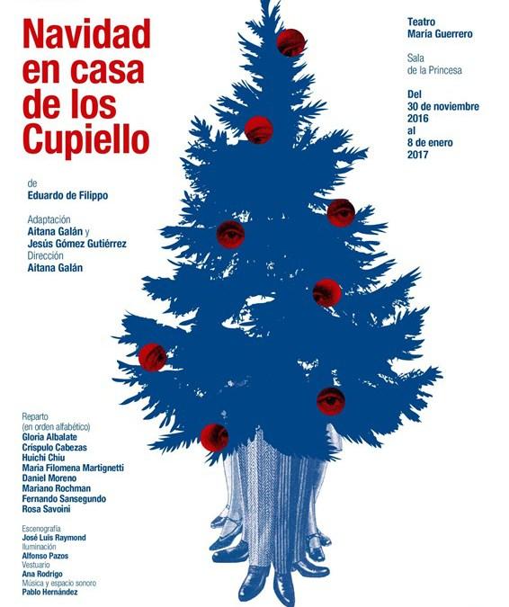 Eduardo de Filippo es objeto de una fiel adaptación promovida por Aitana Galán y Jesús Gómez Gutiérrez