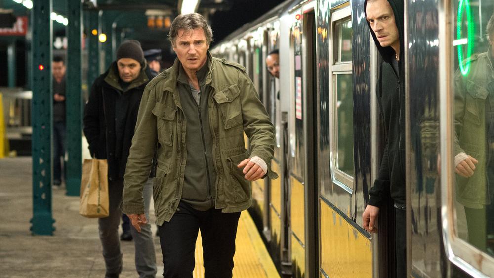 Liam Neeson (en la foto) tiene que resolver un complot asesino a bordo de un tren