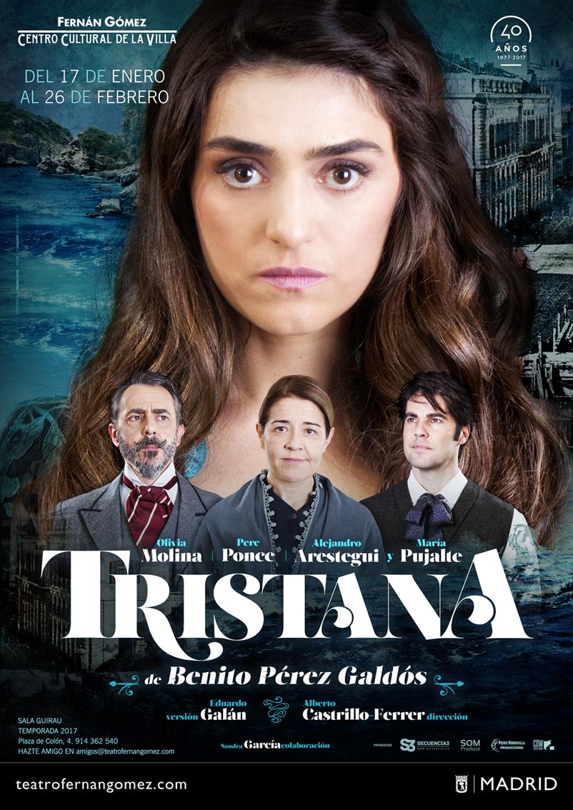 Tristana es un montaje perteneciente al grupo Secuencia 3