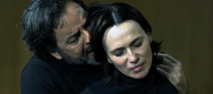 Ariadna Gil siente las molduras de su paersonaje como asumibles en cualquier espacio y época/ Foto: Teatre Lliure