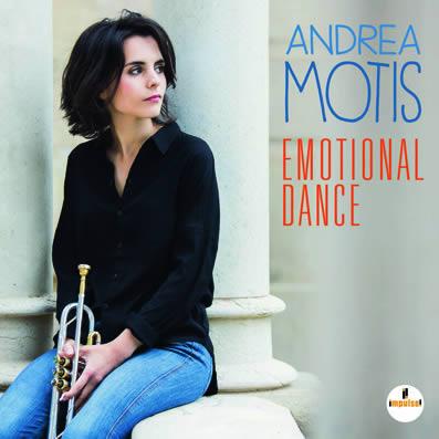 Andrea Motis es una trompetista jazzística de las más valoradas en el panorama internacional