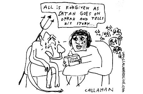 Joaquin Phienix se ha definido a sí mismo como seguidor de las tiras cómicas de Callahan