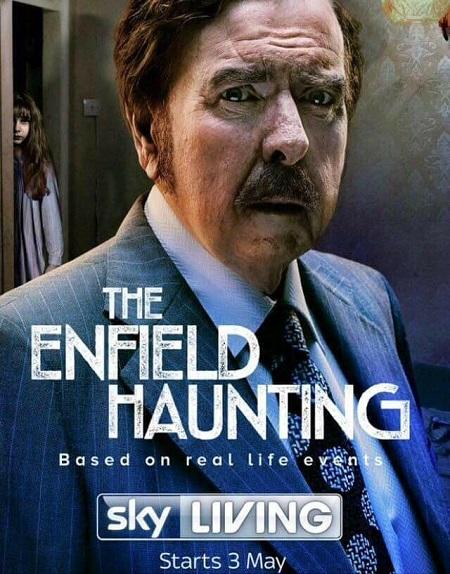 """Gerard Butler está muy cómodo trabajando al lado del director de """"The Enfield Haunting"""" y """"Taboo"""""""
