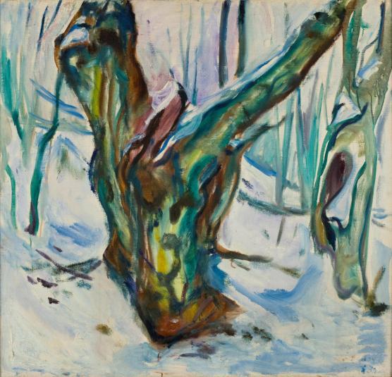 Edvard Munch guarda muchos puntos oscuros en su biografía/ Foto: Museo Munch
