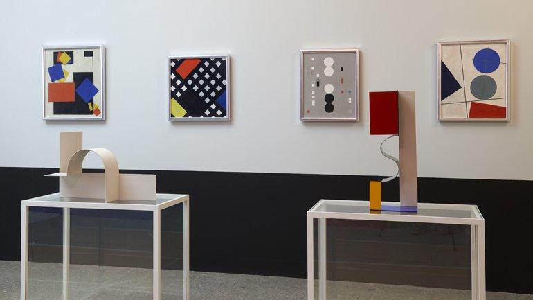 Wladyslaw Strzeminski y Katarzyna Kobro anticiparon corrientes como el Minimalismo/ Foto: MNCARS