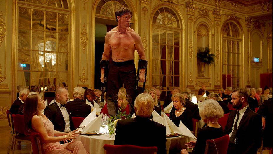 The Square es una película que mezcla el cine crítico con la estética museística
