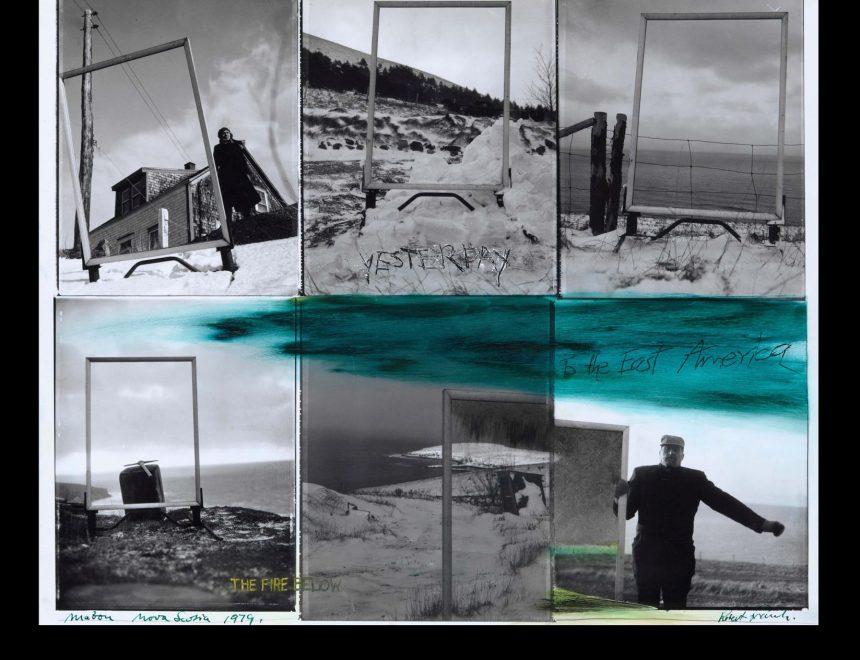 Robert Frank siempre ha trabajado sobre maneras diferentes de tratar la imagen/ Foto: IVAM y Robert Frank