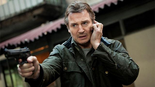 """Liam Neeson (en la foto) interpreta a un peligroso atracador en """"Widows"""""""