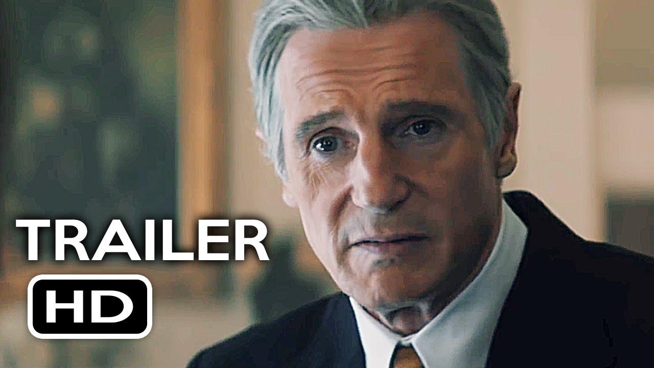 Liam Neeson (en la imagen) ha transformado su aspecto habitual para parecerse a Mark Felt