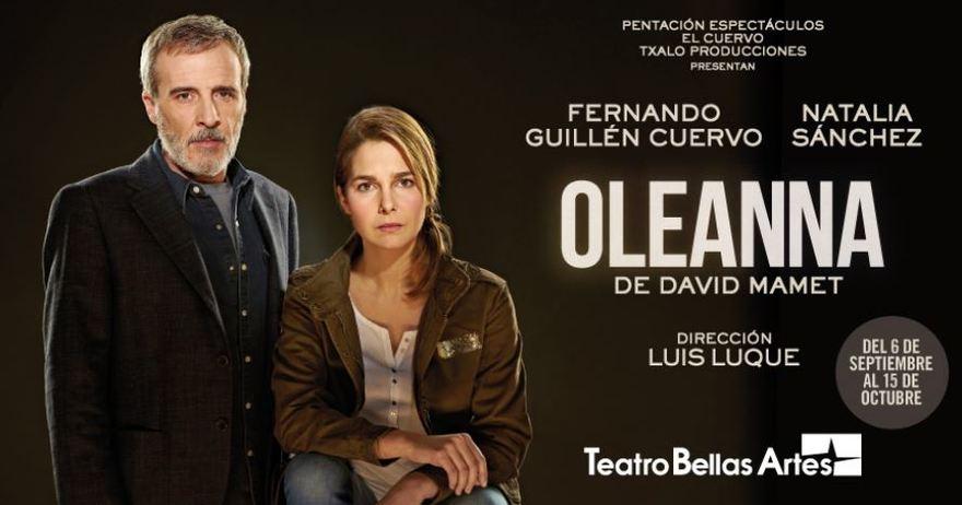 Oleanna fue recibida con una lluvia de críticas enfrentadas, tras su estreno en Broadway