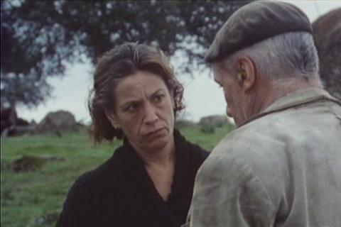 """Terele Pávez brilló con especial emotividad en su interpretación de Régula, para """"Los santos inocentes"""""""