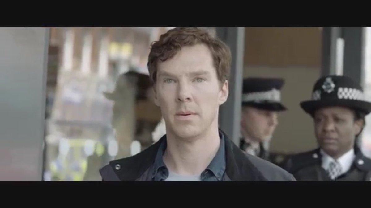 Benedict Cumberbatch encarna a un padre asolado por la desaparición de su hija
