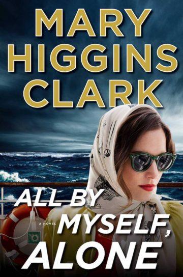 """Mary Higgins Clark publicó hace poco """"All By Myself, Alone"""", un nuevo caso de Alvirah y Willy"""