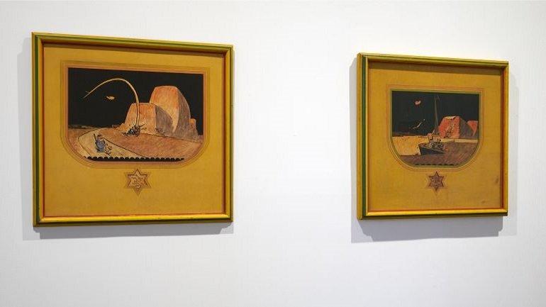 George Herriman ha sido objeto de estudio por múltiples corrientes artísticas/ Foto: Museo Centro de Arte Reina Sofía