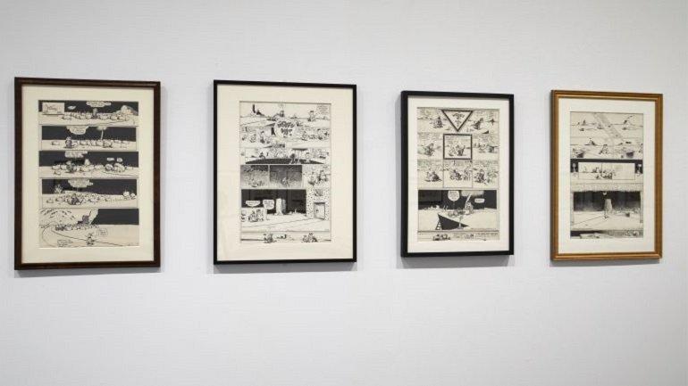 George Herriman marcó una de las épocas más duras de Estados Unidos/ Foto: Museo Centro de Arte Reina Sofía