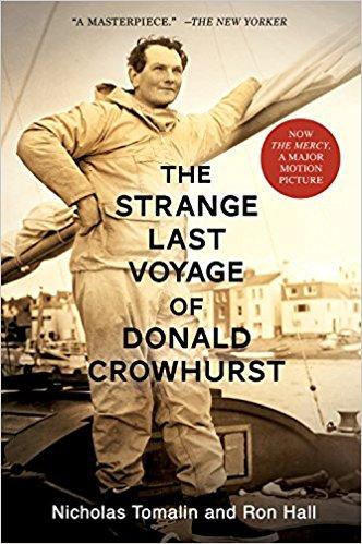 Colin Firth conocía algunos de los libros publicados respecto a la misteriosa desaparición de Donald Crowhurst