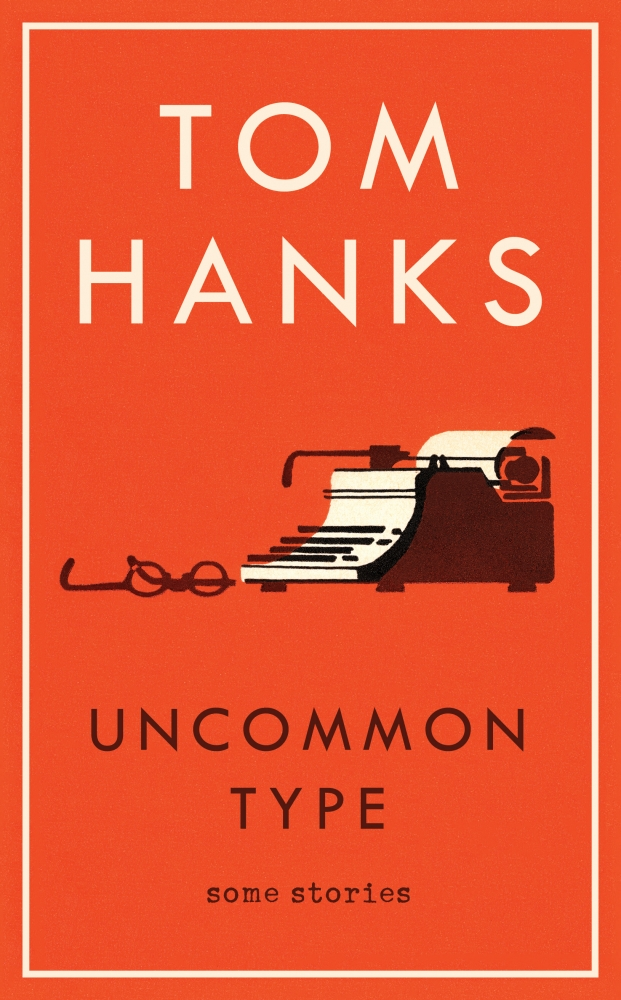 Tom Hanks centra el nexo común del volumen en su pasión por las máquinas de escribir