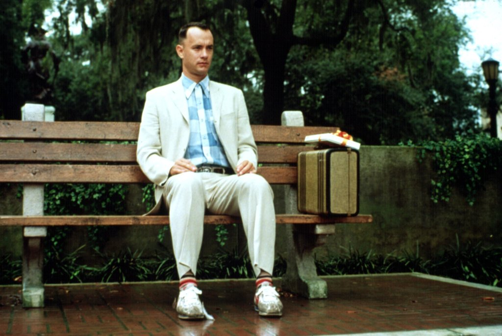 "Tom Hanks parece haber abierto la caja de bombones que citaba en ""Forrest Gump"""