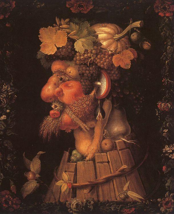 """Arcimboldo y su influencia se pueden observar en la trilogía de """"El señor de los anillos"""""""